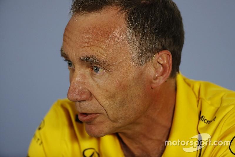 Nem akarta, hogy egydimenziósnak tartsák, ezért visszalép pozíciójából a Renault technikai igazgatója