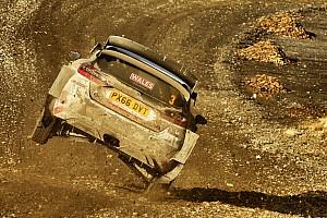 WRC Leg звіт Ралі Уельс: Еванс у кроці від перемоги