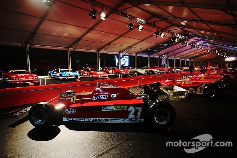 Video/2: l'era turbo Ferrari da Villeneuve ad Alboreto alle Finali Mondiali