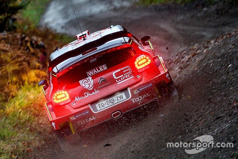 Citroen 'hasn't prepared well' for Rally GB - Meeke