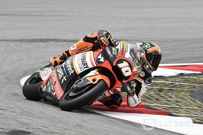 Moto2: Malesia amara per il Forward Racing Team