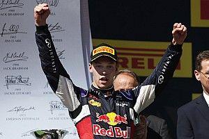 Как это было: Гран При Венгрии '15, когда Квят впервые поднялся на подиум
