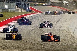 Grand Prix des États-Unis : ce qu'ont dit les pilotes