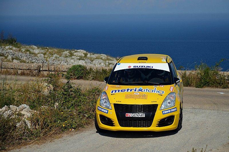 Suzuki Rally Cup: record d'iscritti al Rally della Marca