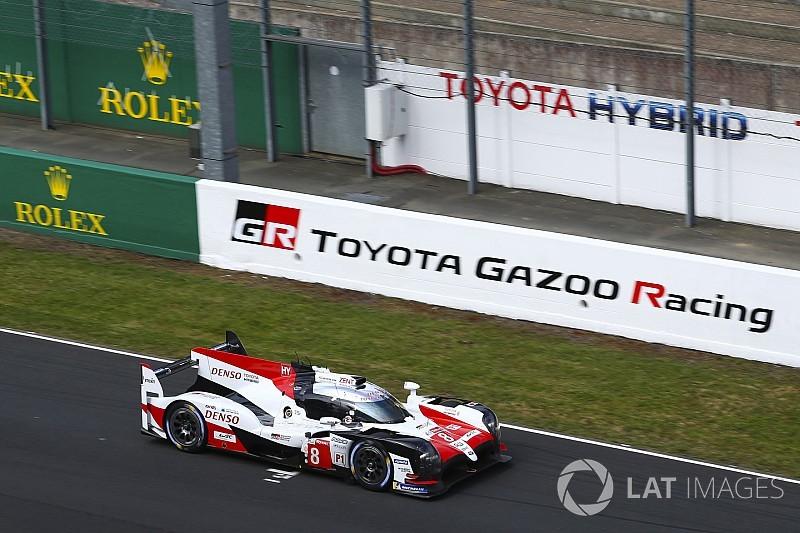 Le Mans Test: Alonso en Toyota snelste tijdens ingekorte ochtendsessie