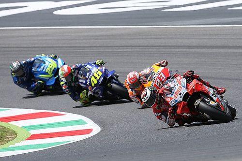 Galería: las mejores imágenes del Gran Premio de Italia de MotoGP