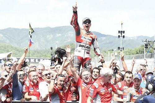 Dovi admite que sucesso de Lorenzo criou tensões na Ducati