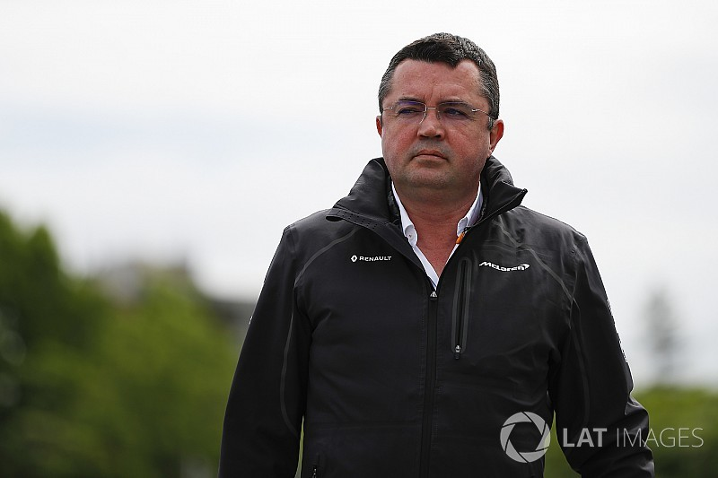 "McLaren: Boullier resignation ""not a surprise"""