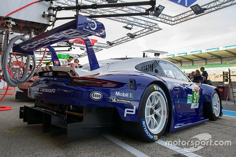 Gallery: Porsche's stunning retro GTE Le Mans liveries