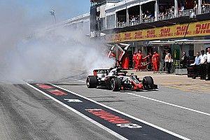 Haas recupera il V6 usato da Grosjean in Canada. Romain lo userà già nelle libere in Francia