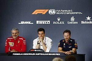 """Es """"imposible"""" que los equipos acuerden el futuro de la F1"""