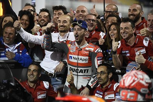 Ducati tiene la obligación de renovar a Dovizioso