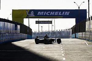 Formula E Sonuçlar Punta del Este ePrix: Yarış gridi