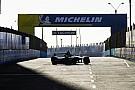 Formula E Punta del Este ePrix: Yarış gridi