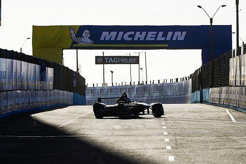 Punta del Este ePrix: Yarış gridi