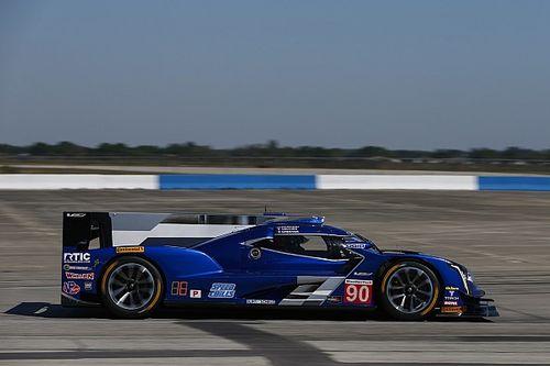 12 uur Sebring: Vautier grijpt pole voor Spirit of Daytona
