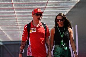 """Räikkönen a mindennapokban: """"Még nem voltunk nászúton Minttuval"""""""
