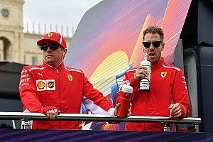 """Vettel: """"Resultaten Raikkonen uit laatste jaren geven fout beeld"""""""