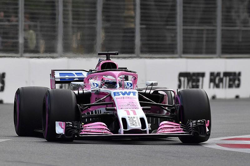 Force India crê que possa enfrentar Renault pelo 4º lugar