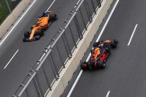 """Horner: """"Dapper als Ricciardo overstapt naar teams die hij nu op een ronde zet"""""""