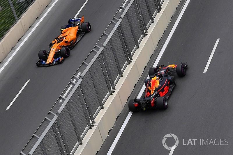 El Red Bull y el McLaren serán casi nuevos en Barcelona