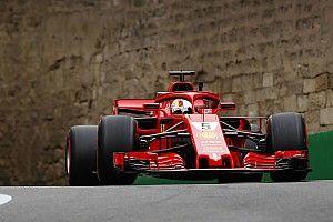 【動画】F1第4戦アゼルバイジャンGP フリー走行3回目ハイライト