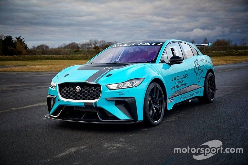 Jaguar eTrophy season one calendar revealed