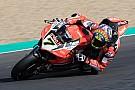 Ducati, Davies K.O: l'infortunio al ginocchio è più grave del previsto