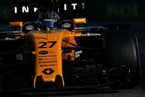 Renault dice que su motor de F1 mejoró un segundo de 2016 a 2017