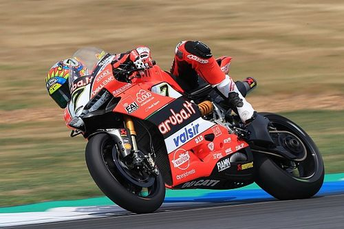 Buriram, Gara 2: la Ducati di Davies ferma la striscia della Kawasaki