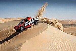 تحدي أبوظبي الصحراوي: بروكوب الأسرع خلال المرحلة الثانية