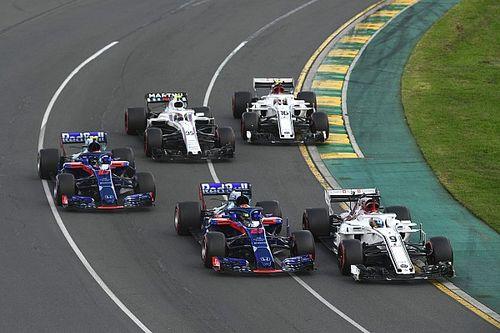 Honda: Gasly, MGU-H sorunu yüzünden yarış dışı kaldı