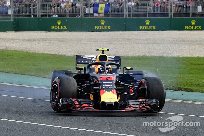 Verstappen: Yaşadığım olaylar beni daha güçlü yaptı