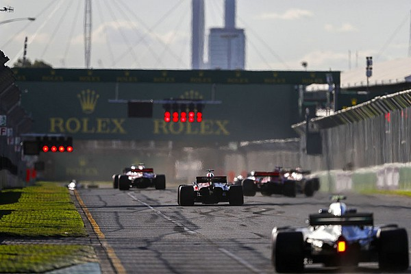 Forma-1 Motorsport.com hírek Hatalmas képcsomag az Ausztrál Nagydíj pénteki napjáról