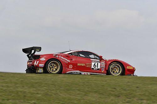 Austin PWC: Molina stars as Ferrari beats Mercedes in GTs