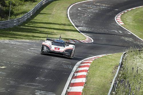 Porsche destroza el récord del Nordschleife con su 919 EVO