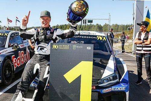 WRX Swedia: Kristoffersson cetak kemenangan kandang