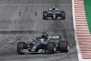 فرق مرسيدس تحصل على تعديلات على مضخّة الوقود لسباق سيلفرستون