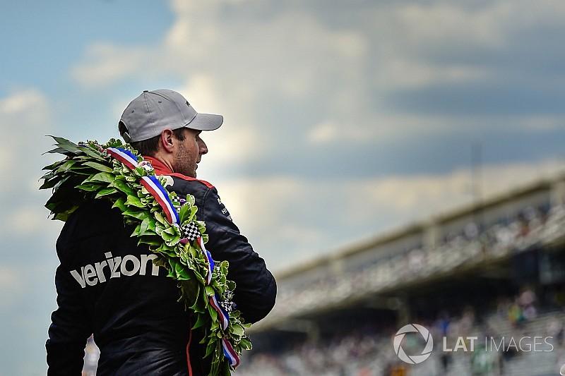 Победа всей жизни. Как Уилл Пауэр праздновал триумф в Indy 500