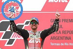 Klasemen pembalap setelah MotoGP Argentina