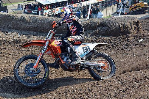 Ad Arco di Trento la pole position della MX2 è di Jorge Prado