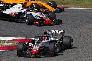 """Magnussen: Haas, McLaren'a kıyasla daha """"dengeli"""""""