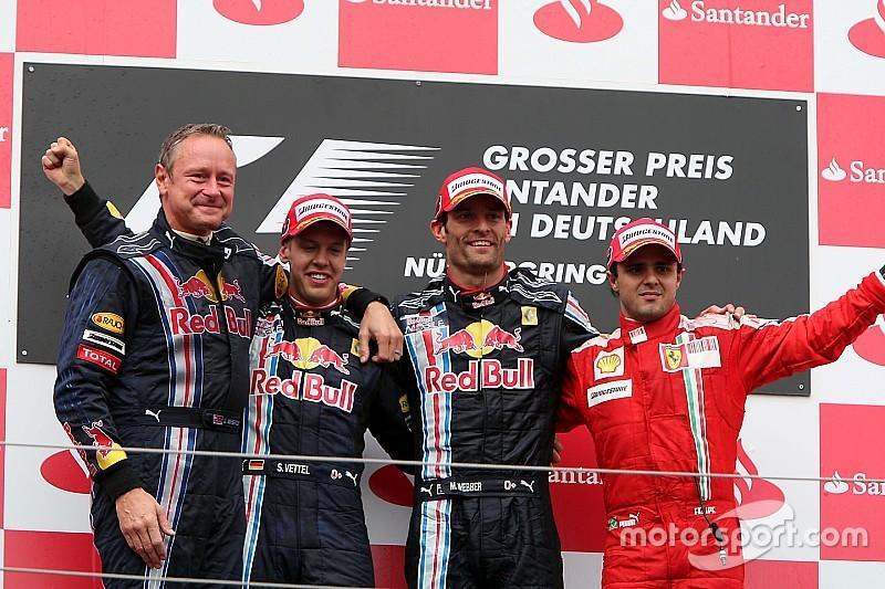 Ma 10 éve nyert először Mark Webber az F1-ben: micsoda nap?!