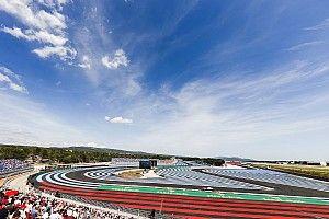Liveblog Grand Prix van Frankrijk - donderdag