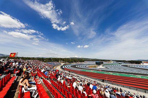 Photos - Vendredi au GP de France