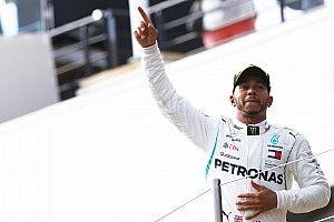 Хэмилтон выиграл Гран При Франции, Феттель врезался в Боттаса на старте