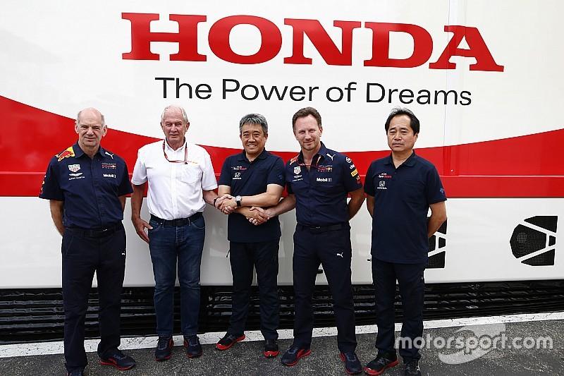 """Red Bull träumt nach Honda-Durchbruch bei Brennkammer von """"großer Zukunft"""""""