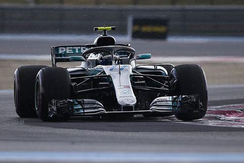 Ergebnis: Formel 1 Le Castellet 2018, 3. Freies Training
