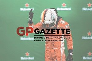 Issue #30 of GP Gazette is now online