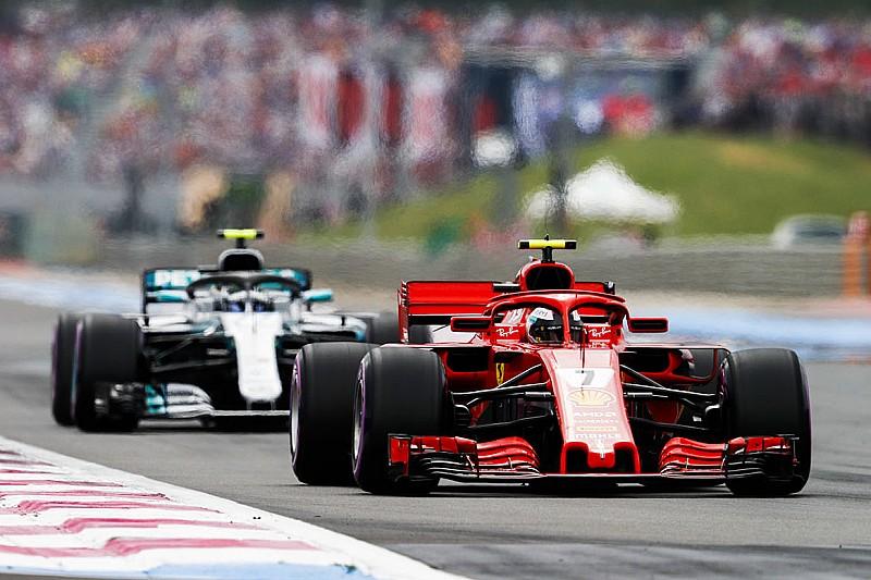 """Wolff: """"Motoren Mercedes, Ferrari en Renault ontlopen elkaar niet veel"""""""